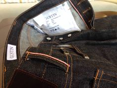 #weargustin #21black2 #japan #selvedge #madeinsf #madeinusa #hardgoods