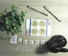 Browse unique items from ByNoona on Etsy, a global marketplace of handmade, vintage and creative goods. Happy Planner, Good Vibes, Are You Happy, Stickers, Creative, Handmade, Etsy, Hand Made, Decals