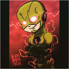Reverse Flash by Lord Mesa