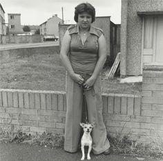 Walking the Dog, 1976-9 by Keith Arnatt © Keith Arnatt Estate. All rights reserved. DACS/Artimage 2018. Image courtesy Sprüth Magers Berlin London #conceptualart #pet