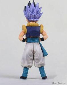 Figure Gotenks mod.1 - Dragon Ball Z #Dragonball #DBZ #Anime #Gotenks #Goten #Trunks #Figure #Boxcomplete #LojaOtaku #LojaNerd