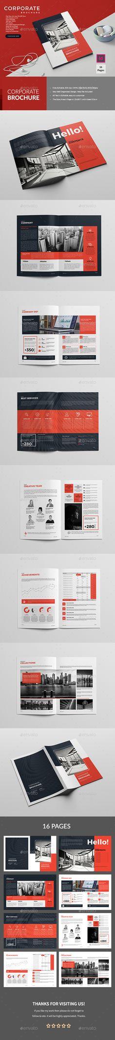 #Corporate #Brochure - Corporate Brochures