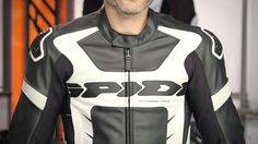 Spidi Warrior Pro Leather Jacket Review at RevZilla.com