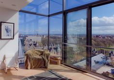 The Panoramic Penthouse at Quatermile | Rooks - Estate Agents & Lettings