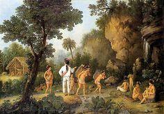 O Espaço Não Para: Jean-Baptiste Debret e o Brasil Colonial