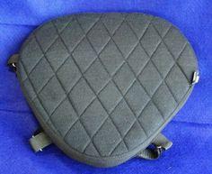 Driver gel pad for harley FLD dyna switch back  #sturgismidwestinc