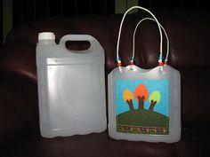 Artesanato com Sucata de plástico: Outubro 2009                                                                                                                                                                                 Mais