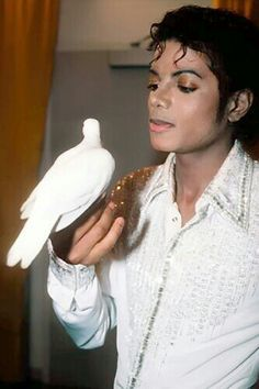 Michael loved animals