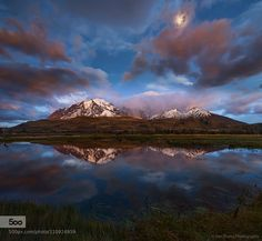 Dance of the Clouds by yanzhang