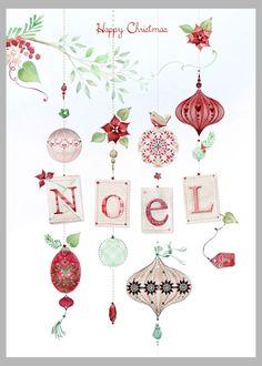 Victoria Nelson - Xmas Noel Baubles Copy