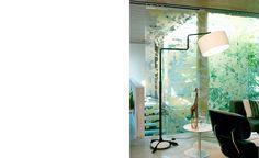 Luminária SWIVEL ____ Design Dick Van Hoff