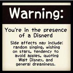 Disnerd!