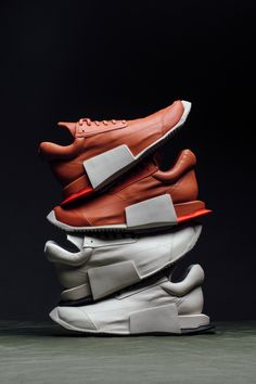 "Adidas x Rick Owens ""Level Runner Low"" Collection  #Adidas #RickOwens #Fashion #Streetwear #Style #Urban #Lookbook #Photography #Footwear #Sneakers #Kicks #Shoes"
