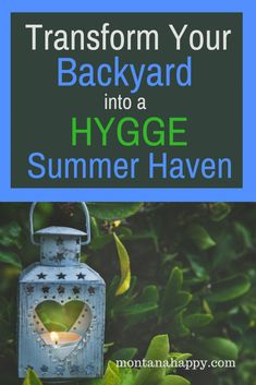 How to Make a Backyard Hygge Summer Haven - transform your space into an oasis that you'll never want to leave. How to Make a Backyard Hygge Summer Haven - transform your space into an oasis that you'll never want to leave. Konmari, Cozy Living, Simple Living, Slow Living, Porches, Montana, Summer Hygge, Boho Chic, Bohemian