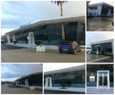 Project is composed by: Structural Facade, Doors C-60 & Composite Coating