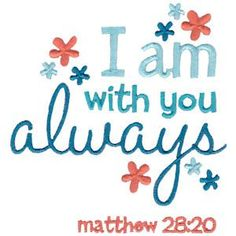 Machine Embroidery Designs and Applique Designs Bible Verses Quotes, Bible Scriptures, Faith Quotes, Machine Embroidery Projects, Embroidery Stitches, Embroidery Ideas, Embroidery Monogram, Embroidery Techniques, Floral Embroidery