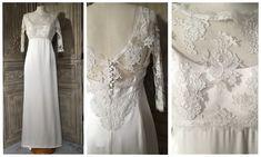Emma Hunt 'Bespoke a' £1495 #emmahunt #bespoke #designerweddingdressagency #engagement #preloved #weddinginspo #bridetobe
