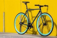 Vélo Fixie Tiburon de state Bicycles en vente sur FixieDesign.com