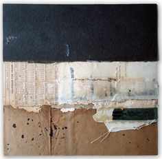 Crystal Neubauer Original Fine Art Collage Matted Mixed Media x in square frame Collages, Collage Artists, Crystal Marie, Wax Art, Creation Art, Collage Art Mixed Media, Collage Collage, Collage Techniques, Art Sculpture