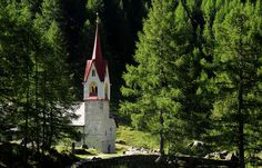 Casere, chiesa di Santo Spirito Paradise On Earth, Four Corners, My Land, Mother Earth, Temples, Dreams, Places, House, Italia