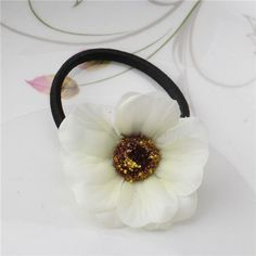 Girl's Accessories Analytical 20pcs Simple Black Headband Flower Heart Bow Hair Accessories For Women Girl Elastic Hair Bands Ponytail Holder Rubber Band Gum Apparel Accessories