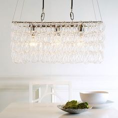 Gorgeous!!    Affordable Glass Horseshoe ChandeliersRoundup