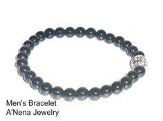 """Men's Bracelet Jasper """"Strong"""""""
