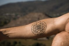 pattern tattoo