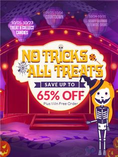 Stop by Rosegal for some Halloween Fun & Yummy Treats! Enjoy Up to 65% Off + Free order & Up to $20 Cash Coupons!