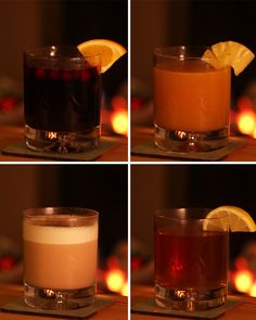 Stay warm this season with these yummy drinks. (via Proper Tasty)Winter Warmers 4 Ways Holiday Cocktails, Cocktail Drinks, Cocktail Recipes, Alcoholic Drinks, Christmas Drinks, Hot Toddy, Bourbon Whiskey, Proper Tasty, Gourmet