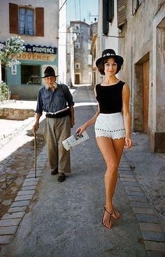 St Tropez  France 1960s -   Mark Shaw