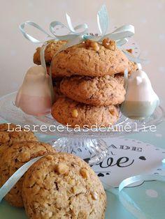 Las Recetas de Amélie: Galletas de café