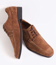 b8345c0f52 Sapato Casual Masculino Satinato Genuine em Camurça - Lojas Renner
