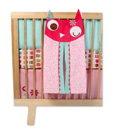 How cute is this diaper stacker!!!!