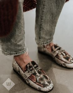 Isabel Marant loafer Fezzy Rust.