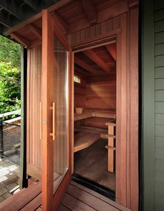 Sauna vs. Steam Shower: Important Considerations To Help You Choose