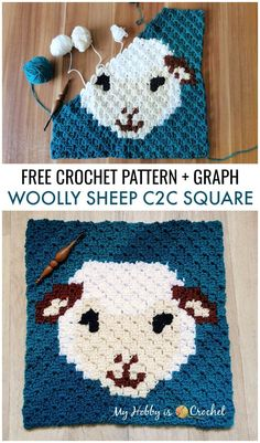 \u201cWritten instructions\u201d Graphghan Cross Stitch Tunisian crochet Angel Singing latch hook Crochet Blanket C2C Pattern etc. Knitting