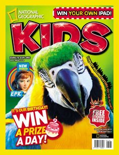 SA: National Geographic Kids Magazine  Magazine - Buy, Subscribe, Download and Read SA: National Geographic Kids Magazine on your iPad, iPhone, iPod Touch, Android and on the web only through Magzter