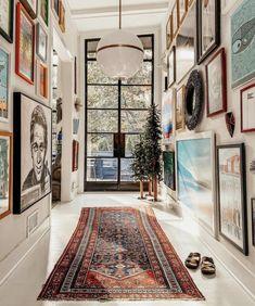GtheGent Home Interior Design, Interior Architecture, Interior Decorating, Decorating Ideas, Cozy House, Home Decor Inspiration, Decor Ideas, Colorful Interiors, New Homes