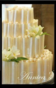 My ideal wedding cake