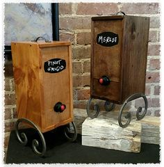 Box Wine Dispenser | Wine Nook | Perfect Gift