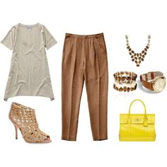 Summer casual from www.lookingstylish.co.uk, created by mfsadler