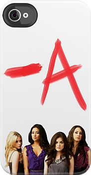 Pretty Little Liars - A. I WANT THIS