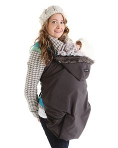 279c6c35486 Chimparoo Baby Carrier Cover Babygloo+ provides all seasons protection  against cold