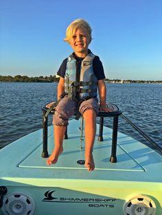 skimmer-skiff-inshore-flats-boat-14 | It's a Skiff Life | Pinterest