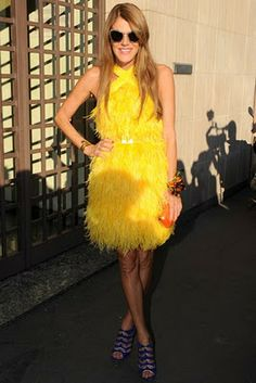 Sophie and Anna's Blog: Sophie's And Anna's Trends-Yellow