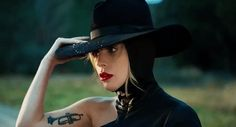 New party member! Tags: lady gaga joanne john wayne john wayne mv john wayne music video brush it off dust it off