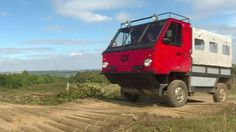 Acclaimed F1 designer Gordon Murray makes the world's first flat-pack vehicle…
