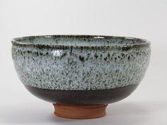 Chün over tenmoku bowl