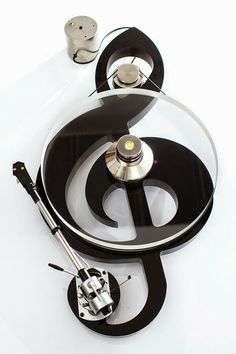 High end audio audiophile Art turntable Audiophiler High-End-Kunst-Plattenspieler Audio Music, Dj Music, Hifi Audio, Sound Of Music, Music Stuff, Music Is Life, Audio Sound, Vinyl Music, Vinyl Art
